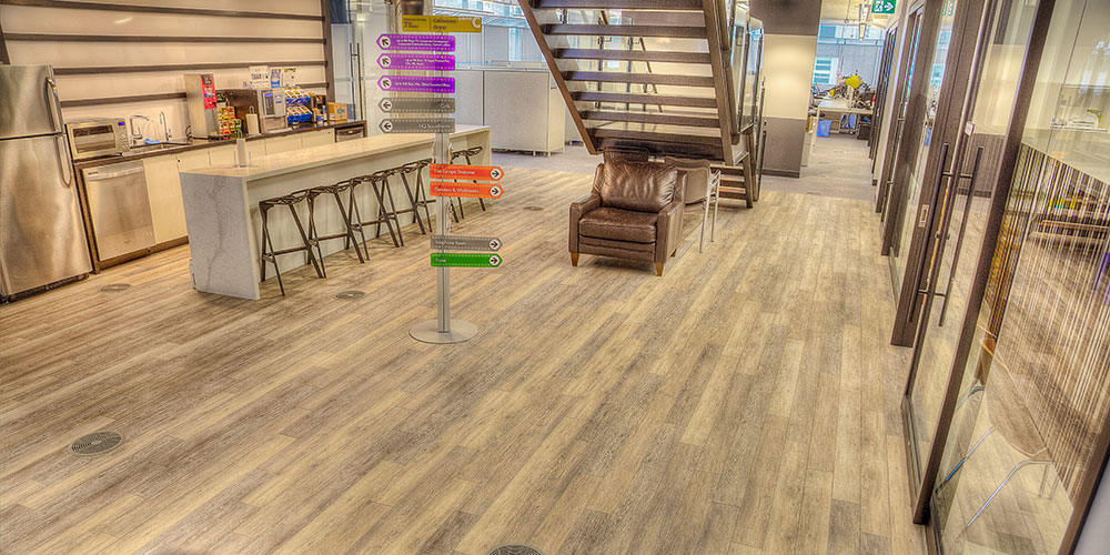 Commercial Flooring EOne