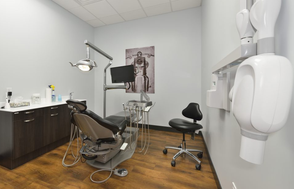 Dental Offices Are Being Renovated For The Patient