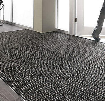 Entryway Carpet System