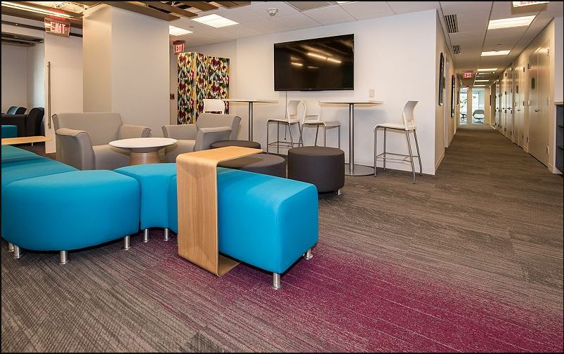 Mohawk Group and Darwin Fisher Commercial Flooring