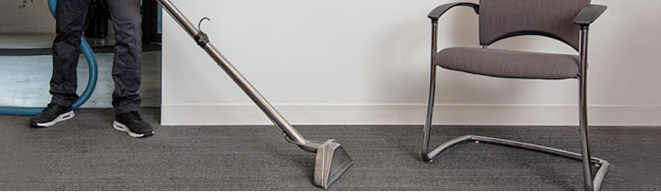 Commercial flooring cleaning and maintenance
