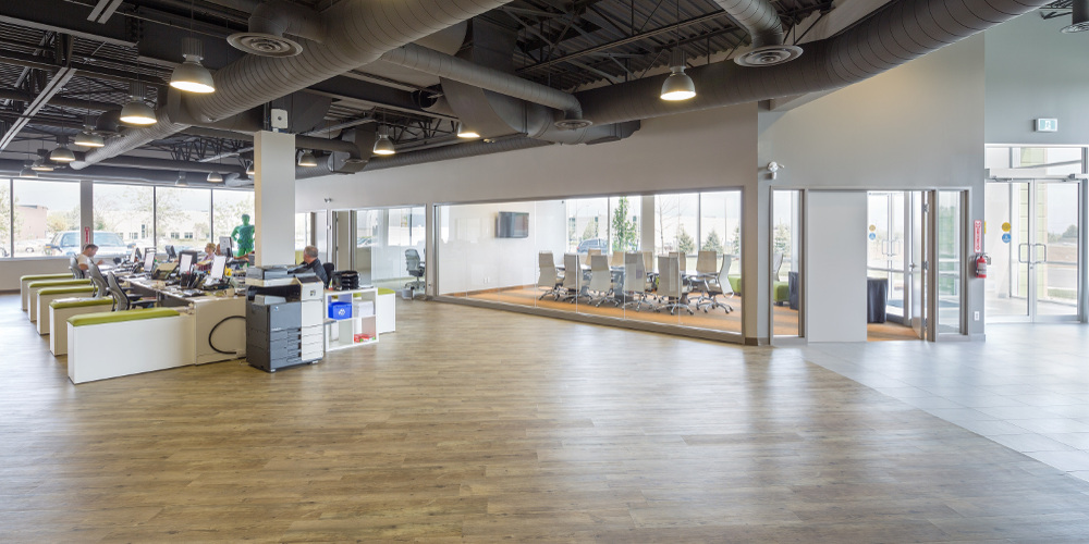 Commercial Flooring Burlington