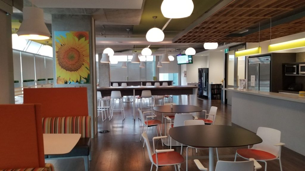 Commercial flooring examples Toronto - Darwin Fisher
