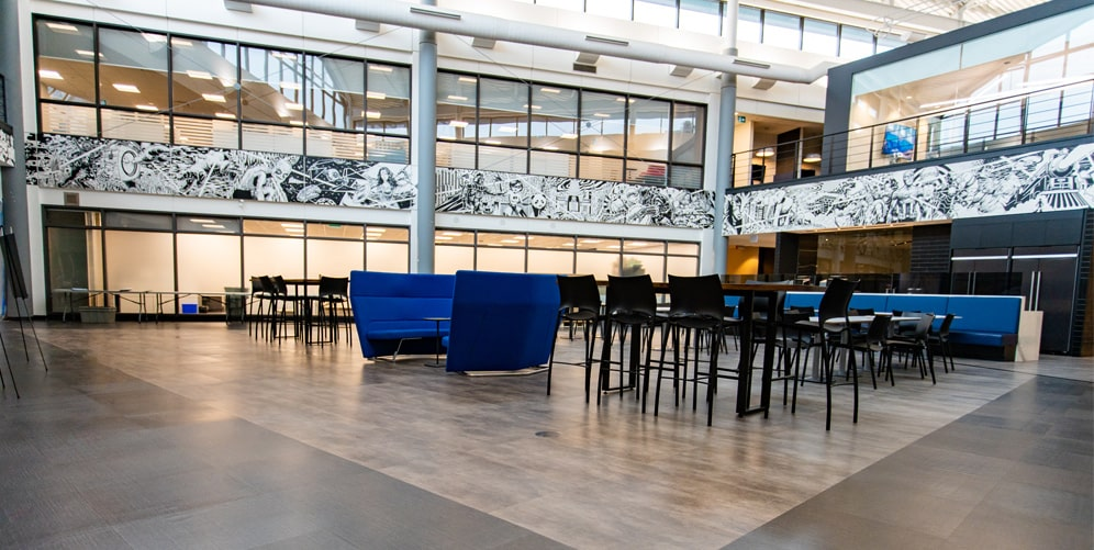 Toronto LVT Commercial Flooring