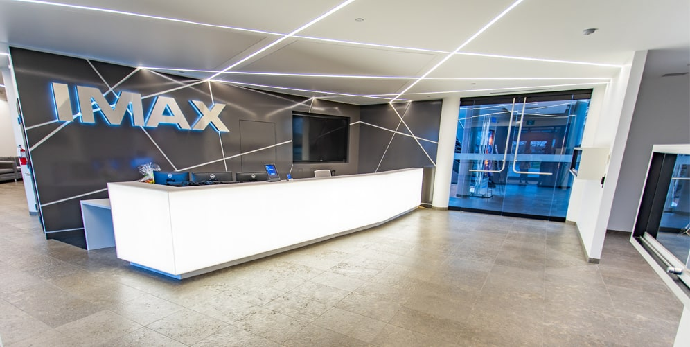 IMAX Workplace flooring installation Toronto