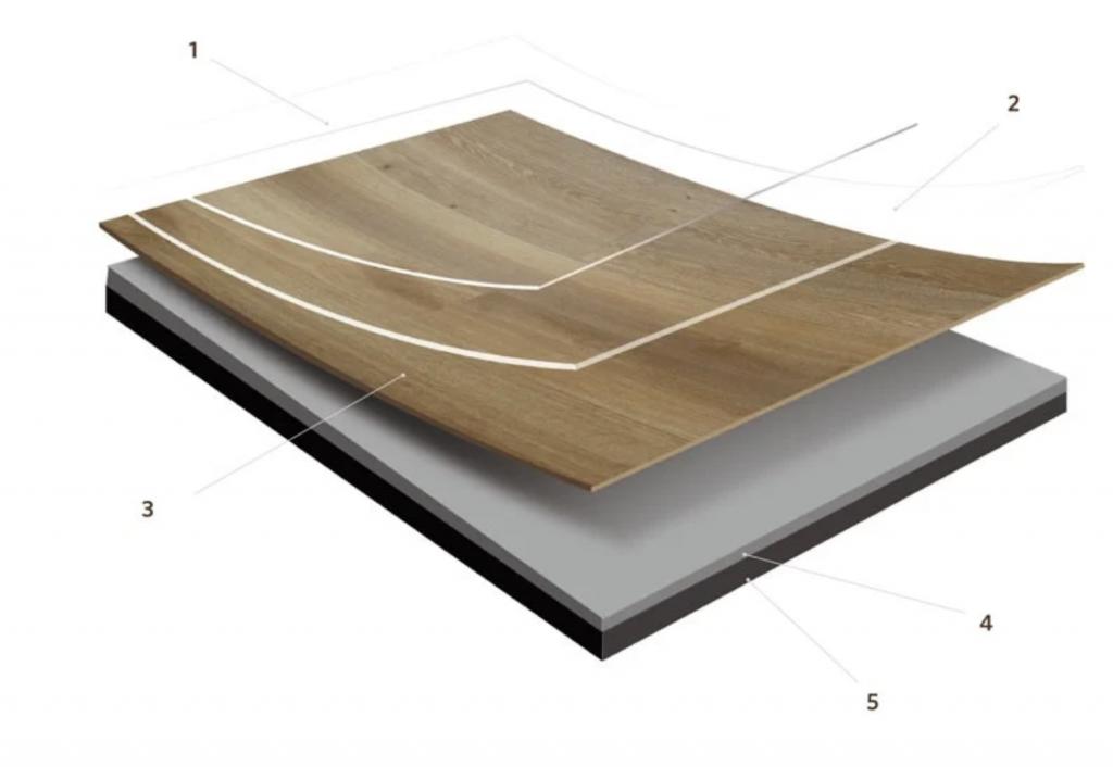 Darwin Fisher Commercial Flooring examples LVT
