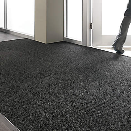 walk off systems and matting for inclement weather